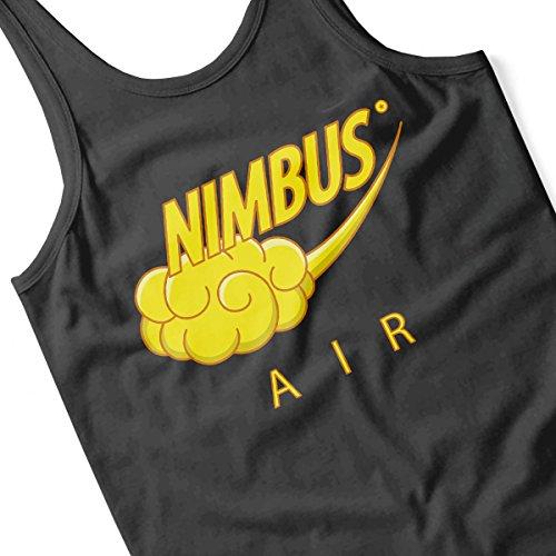 Nimbus Air Dragon Ball Z Men's Vest Black