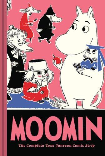 Moomin Book Five: The Complete Tove Jansson Comic Strip