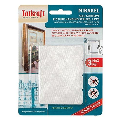 tatkraft-mirakel-lot-de-4-double-face-bandes-autocollantes-adhesifs-puissants-powerstrips