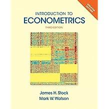 Introduction to Econometrics, Update (Pearson Series in Economics (Hardcover))