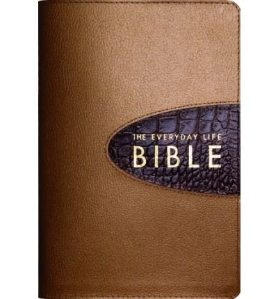 AMPLIFIED EVERYDAY LIFE BIBLE-AM: THE POWER OF GOD'S WORD FOR EVERYDAY LIVING By Meyer, Joyce (Author) Bonded Leather on 01-Oct-2009