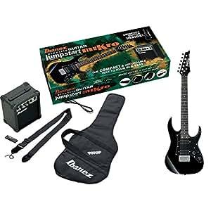 Ibanez IJM21RU-BKN Guitare électrique avec ampli 10W