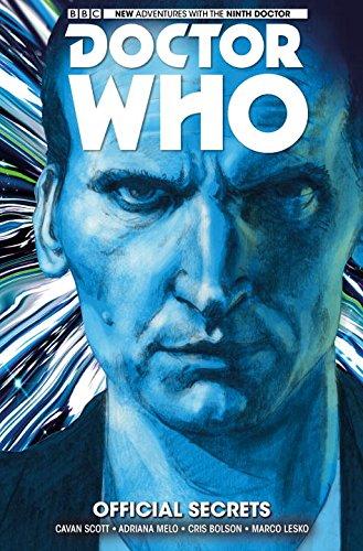 Preisvergleich Produktbild Doctor Who: The Ninth Doctor Volume 3: Official Secrets