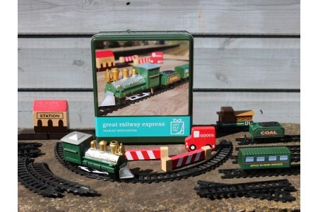 Apples to Pears Great Railway Express