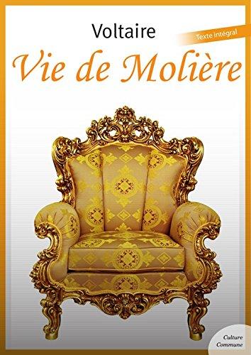 Vie de Molière par Voltaire