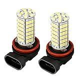 2H83528Nebel LED 102SMD Auto Sicherheit Lampe 350lm weiß