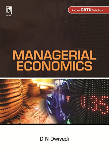 Managerial Economics (GBTU) (English Edition)