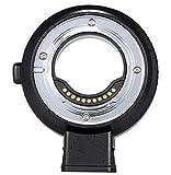 Gowe Autofokus AF Elektronische Lens Adapter Ring für Canon EOS EF/EF-S Objektiv zu verwenden für Olympus Panasonic m4/3Kamera