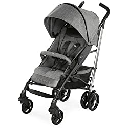 Chicco 08079599180000 Lite Way 3 Top Passeggino, Legend