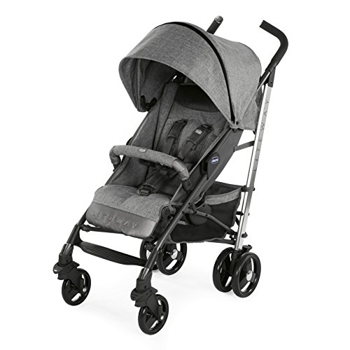 Chicco 08079599180000 Buggy Lite Way special edition, grau
