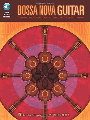 Carlos Arana: Bossa Nova Guitar (Book & CD)