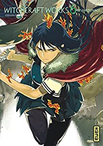 Witchcraft Works Edition simple Tome 6