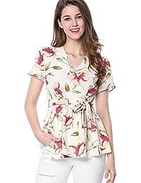 Camisetas es Amazon Mujer Y Xs En Tops Chifon Blusas 44awzHqX