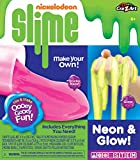 Nickeloleon Nickel Sticky Neon und Glow Slime Kit