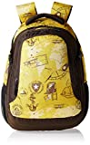 Wildcraft Aero VO Polyester Yellow Casual Backpack(8903338018575)