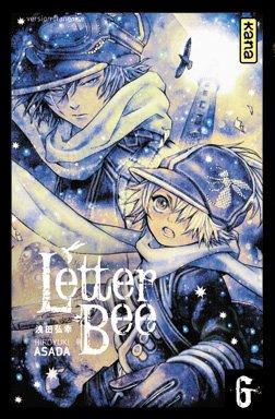 Letter Bee Vol.6 par ASADA Hiroyuki