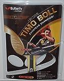 SUNFLEX 81616 Tischtennis TB-PLATIN BLISTER