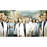 Greys Anatomy Season 10 (25inch x 14inch / 62cm x 35cm) Silk Print Poster - Seide Plakat - 2E2CD9