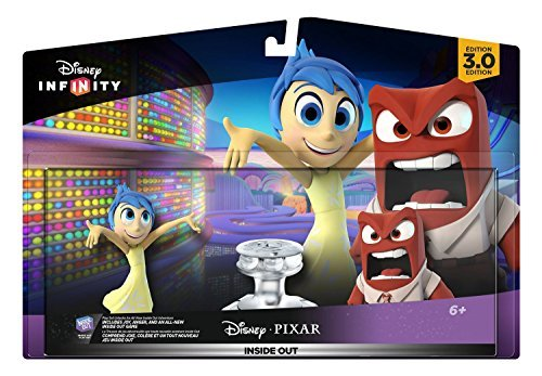Disney Infinity 3.0 Edition: Disney Pixar's Inside Out Play Set - Not Machine Specific by Disney Infinity (Disney Infinity Play Sets Wii)