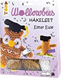 Wollowbies Häkelset Elmar Eule