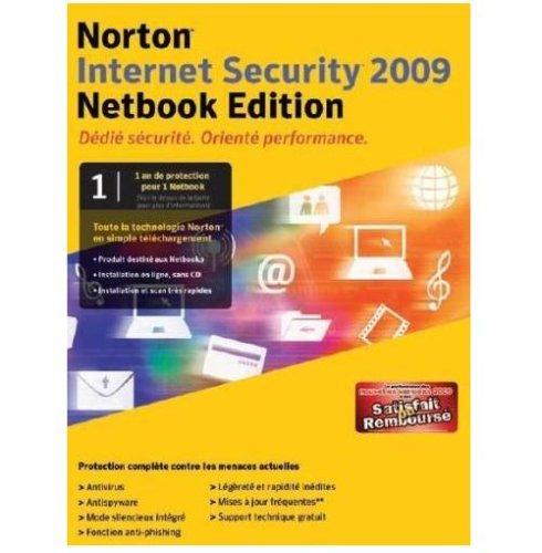 Norton internet security 2009 netbook édition - attach