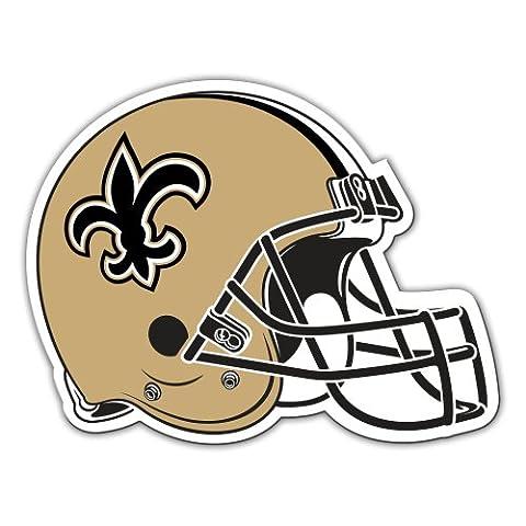 New Orleans Saints NFL 12 Car Magnet