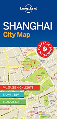 Shanghai City Map (Travel Guide)