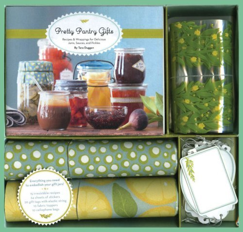 Pretty Pantry Gifts: Recipe and Wrapping Kit for Jams, Sauces, and Pickles by Tara Duggan (28-Mar-2008) Paperback