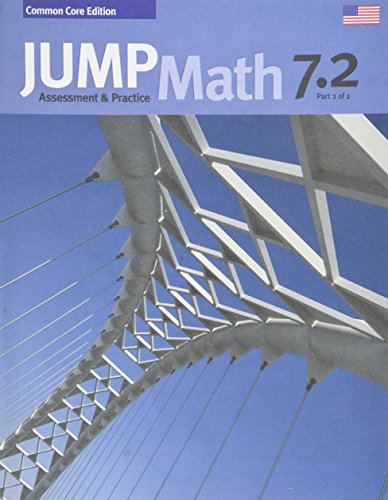Jump Math CC AP Book 7.2: Common Core Edition por John Mighton
