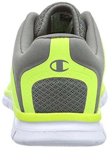 Champion Jungen Low Cut Shoe Alpha B Youth Laufschuhe Gelb (Yellow 81)