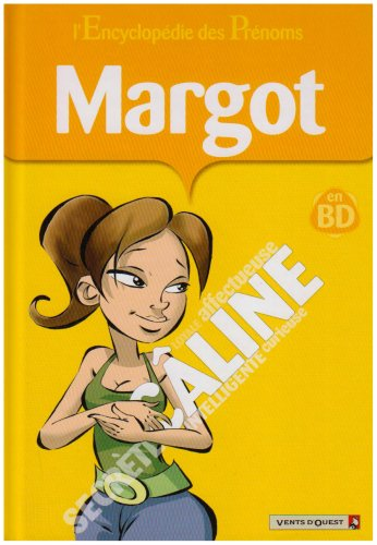 Margot en bandes dessinées