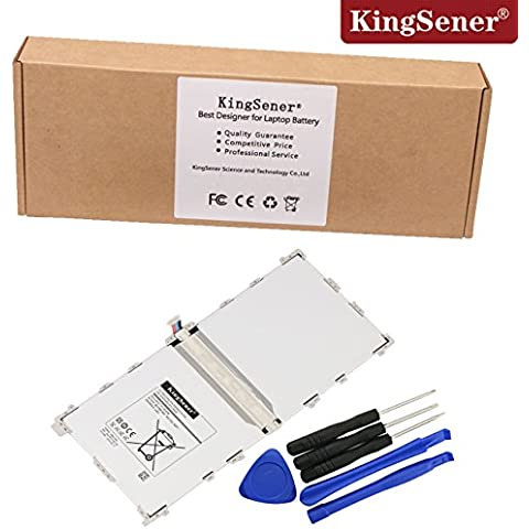 KingSener Batería T9500C Tablet Original para Samsung Galaxy Note Pro 12.2Wi-Fi SM-P900P901P905T9500C T9500E t9500u GH43–03980un con libre 2años de garantía