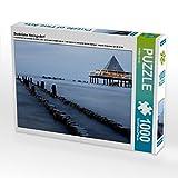 Seebrücke Heringsdorf 1000 Teile Puzzle quer (CALVENDO Menschen)