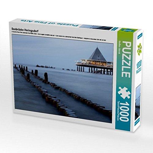Seebrücke Heringsdorf 1000 Teile Puzzle
