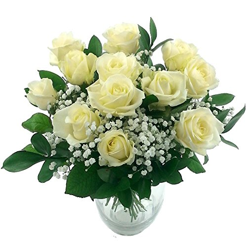 clare-florist-gorgeous-romantic-bouquet-dozen-white-roses-12-fresh-white-roses-for-special-occasions