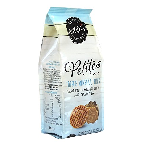 Arden's - Petites - Toffee Waffle Bites - 150g