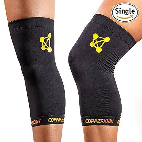 CopperJoint - Genouillère avec ions cuivre, #1 compression du genou