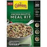 Colman's Risotto De Pollo Kit De Comida 264g (Paquete de 6)