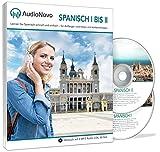 AudioNovo Spanisch I ? II: Schnell und einfach Spanisch lernen mit dem Audio-Sprachkurs f�r Anf�nger und fortgeschrittene Anf�nger (2 CDs � 30 Std. MP3-Audio, Sprachkurs Spanisch) Bild