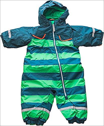 Color Kids. Kinder Overal Takano Air-Flo 8000, 102791-201, Green Flash. Gr.68/74