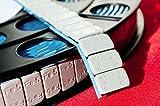 SW-Trade Germany 1200 KLEBEGEWICHTE auf Rolle Auswuchtgewichte 6Kg mit Abrißkante Kleberolle KUNSTSTOFFBESCHICHTET