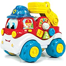 Clementoni 14990 - Il Camion dei Pompieri,