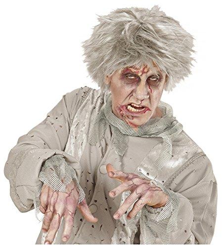 Imagen de widmann  peluca para disfraz de adulto zombi 6743  alternativa