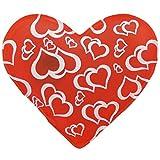 4er Set Taschenwärmer in Herzform, Herz, Fingerwärmer, gegen kalte Hände im Winter - 2
