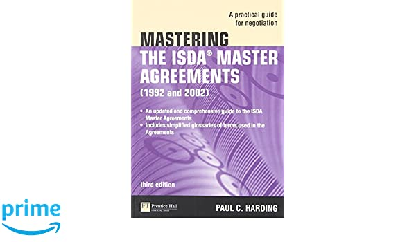 Amazon Mastering The Isda Master Agreements A Practical Guide
