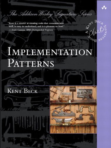 Implementation Patterns (Addison-Wesley Signature Series (Beck)) (English Edition) - Systeme Software-beck