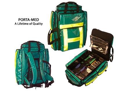 Emergency Medical Paramedic Backpack (Green)