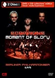 Scorpions - Moment of Glory (+ CD) [Collector's Edition] [2 DVDs]