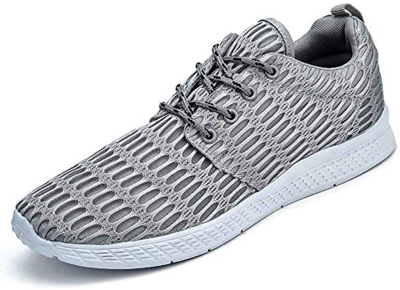 FuweiEncore 2018 Moda Uomo Scarpe Sportive Punta Tonda scarpe da ginnastica Sportivo Tinta Unita (Coloreee  Blu, Taglia  35 EU...   Eccezionale    Maschio/Ragazze Scarpa