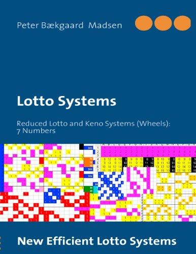 Lotto Systems: Reduced Lotto and Keno Systems (Wheels): usato  Spedito ovunque in Italia